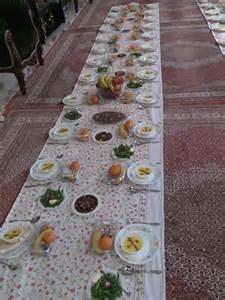 آیین های مذهبی زنانه: سفره های نذری استان خراسان