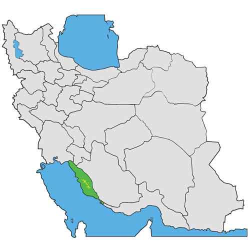 بوشهر در ایران