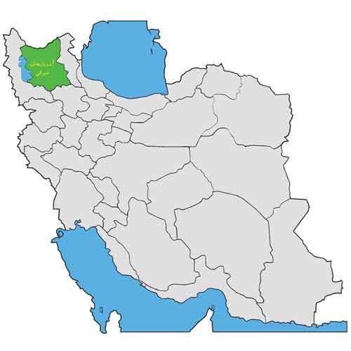 آذربایجان شرقی در ایران