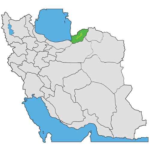 گلستان در ایران