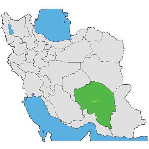 کرمان در ایران