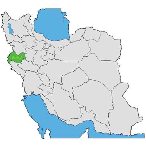 کرمانشاه در ایران