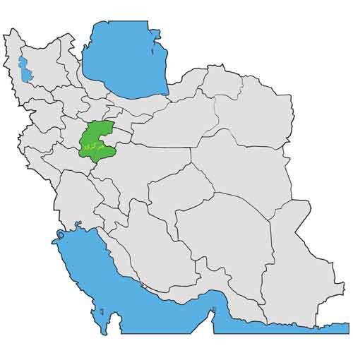 مرکزی در ایران