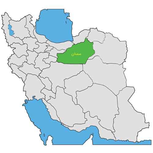 سمنان در ایران